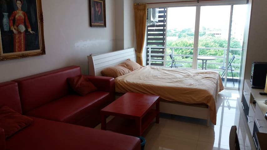 B&M3)#710 JOMTIEN [PRIVATE STUDIO] APARTMENT