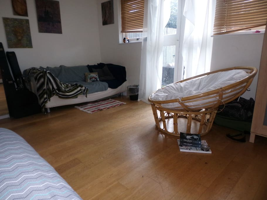 Master Bedroom W Private Garden Houses For Rent In London United Kingdom