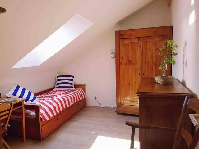 Chambre privée proche EHL Lausanne