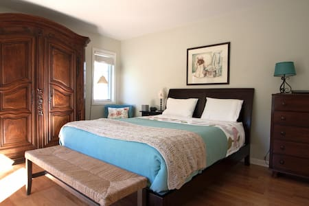 Sweet Master BD Suite with Private BA in Palo Alto - 帕洛阿尔托 - 独立屋