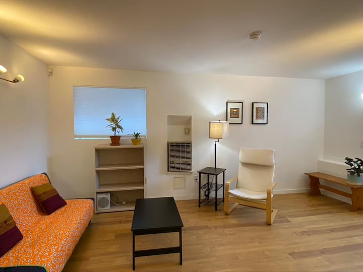 Furnished Ground Floor Unit of Sweet Duplex