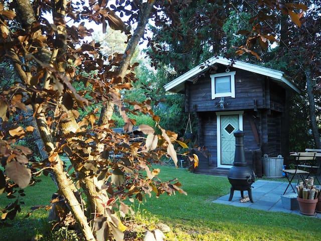Idyllinen pikku aitta / A cozy little cottage