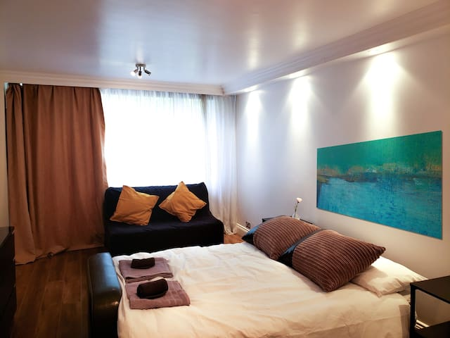 Large Room Private Entrance in Little Venice