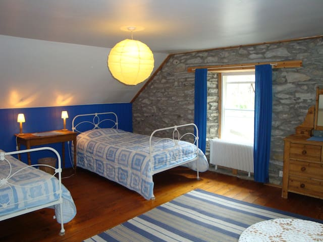 Seashell Cottage in beautiful Glanleam, Valentia