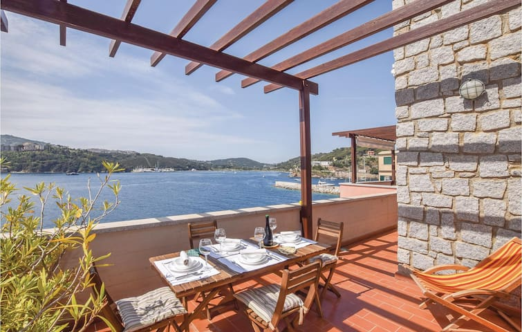 Holiday apartment with 2 bedrooms on 92m² in Porto Azzurro