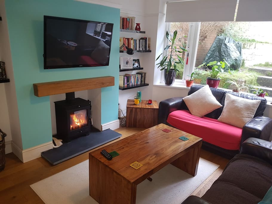 Cosy lounge