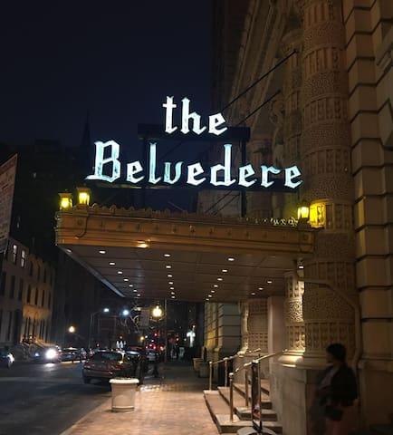 Grand Belvedere SkyLoft - Luxury in Mt Vernon