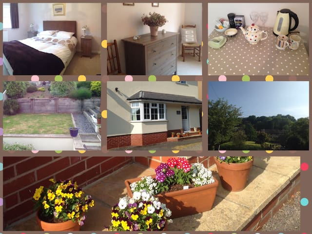 Spacious room and private bathroom - Axmouth - Дом