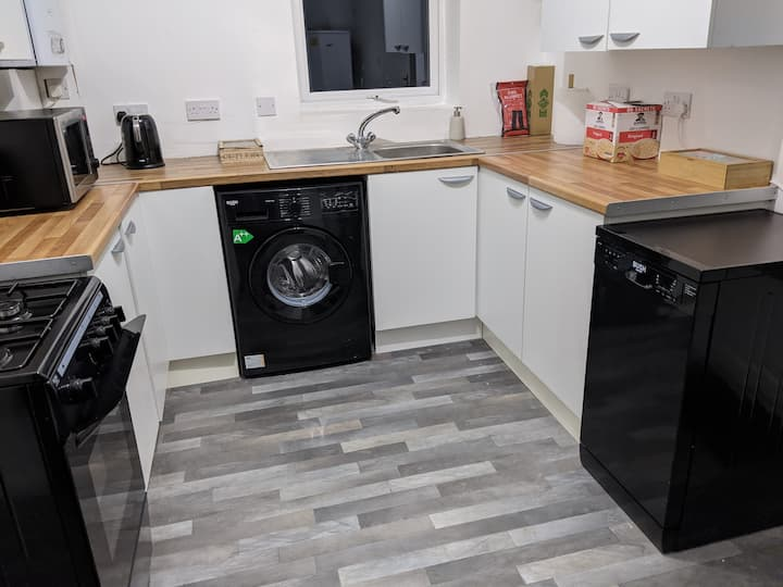 Uniq Apartment,Stoke-on-Trent,Cleaned-Disinfected