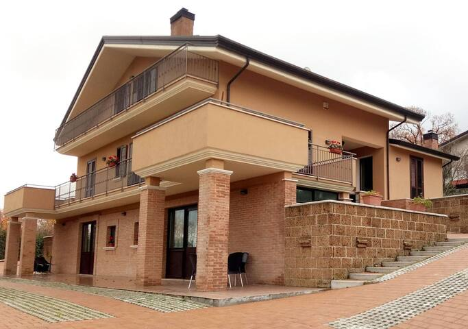Villa Amalia B&B Camera Faggio
