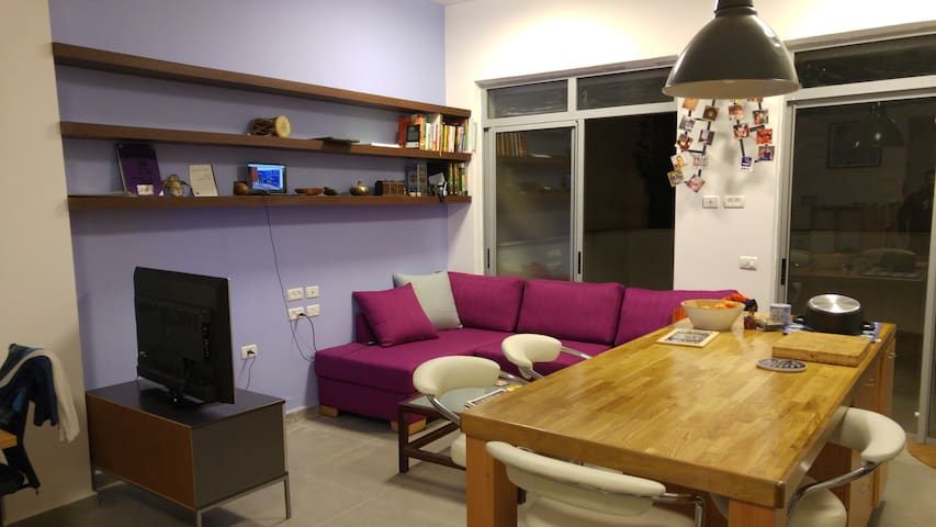 A Home in the new center of TLV - Tel Aviv-Yafo - Appartamento