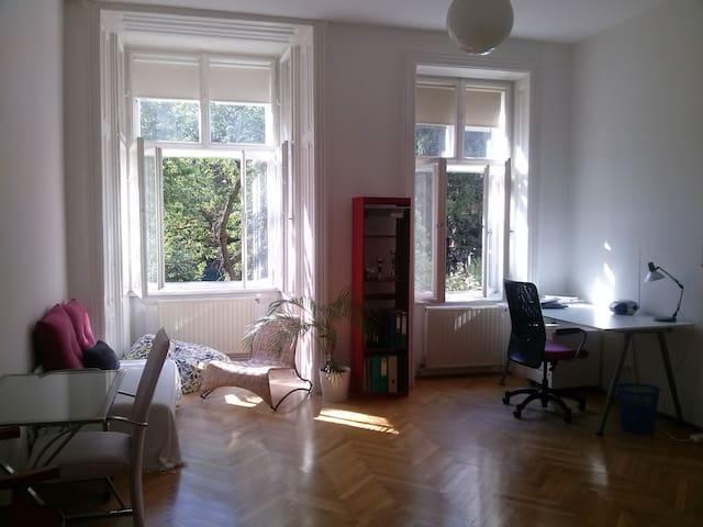 Ruhiges und helles Zimmer in Grünoase - Viena - Apartamento