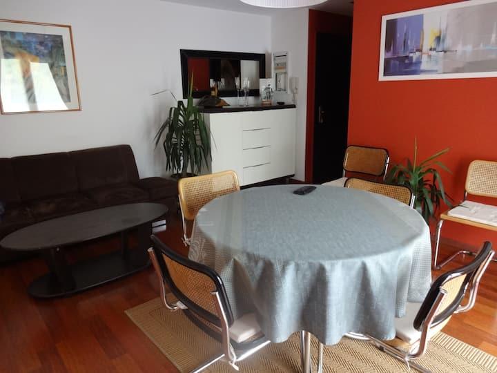 Appartement T3 Quartier Lardenne-Pradettes