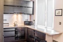 Aneks kuchenny / Kitchen annex