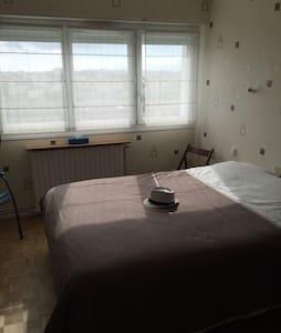 Agréable appartement avec belle vue - Cachan - Apartamento