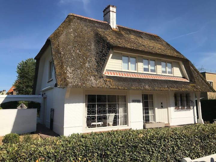 Witte Merel : villa de charme avec 4 chambres