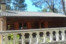 Cabana rústica a Piera