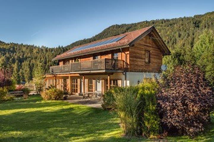 Villa Ruah mit Garten