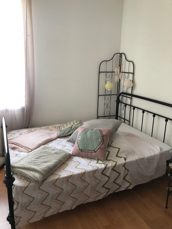 Home sweet home ; chambre au calme