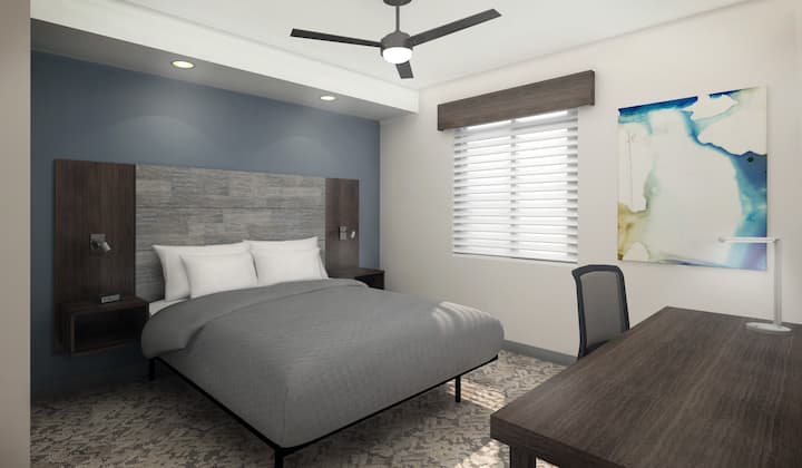 Private 1 Bedroom Weekly Rate Brand New Facility