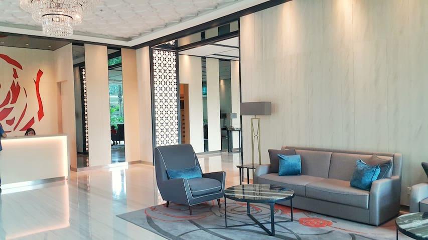 Affordable Luxury in Jakarta CBD - 2Bdrm - Kecamatan Setiabudi - Pis