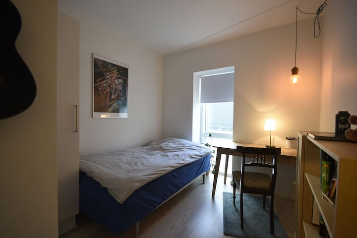 Cosy new room in the heart of Aarhus
