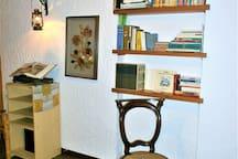 La Taverna - angolo lettura
