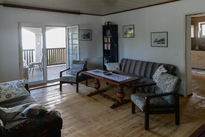 """""""Haus Andreas"""" nahe der südlichen Grenze Wiens"""