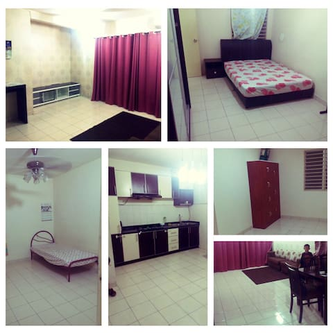 Guest House Magna Ville Kondominium - Selayang - Condominium