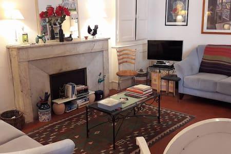 Chambre dans magnifique appartement de charme - Perpignan - Byt