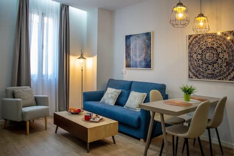 Apartamentos Turísticos Moret11 Centro 2B