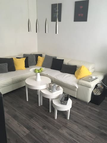 Cozy 2 bedroom apartment near to city centre