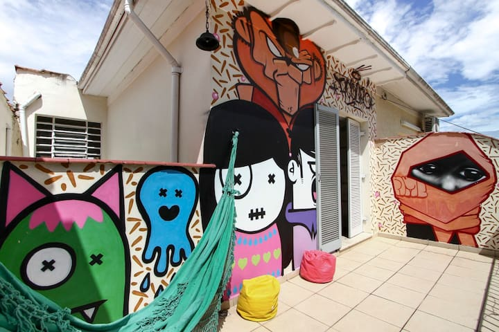 Casona delícia - Expo Center Norte/Anhembi/Metrô
