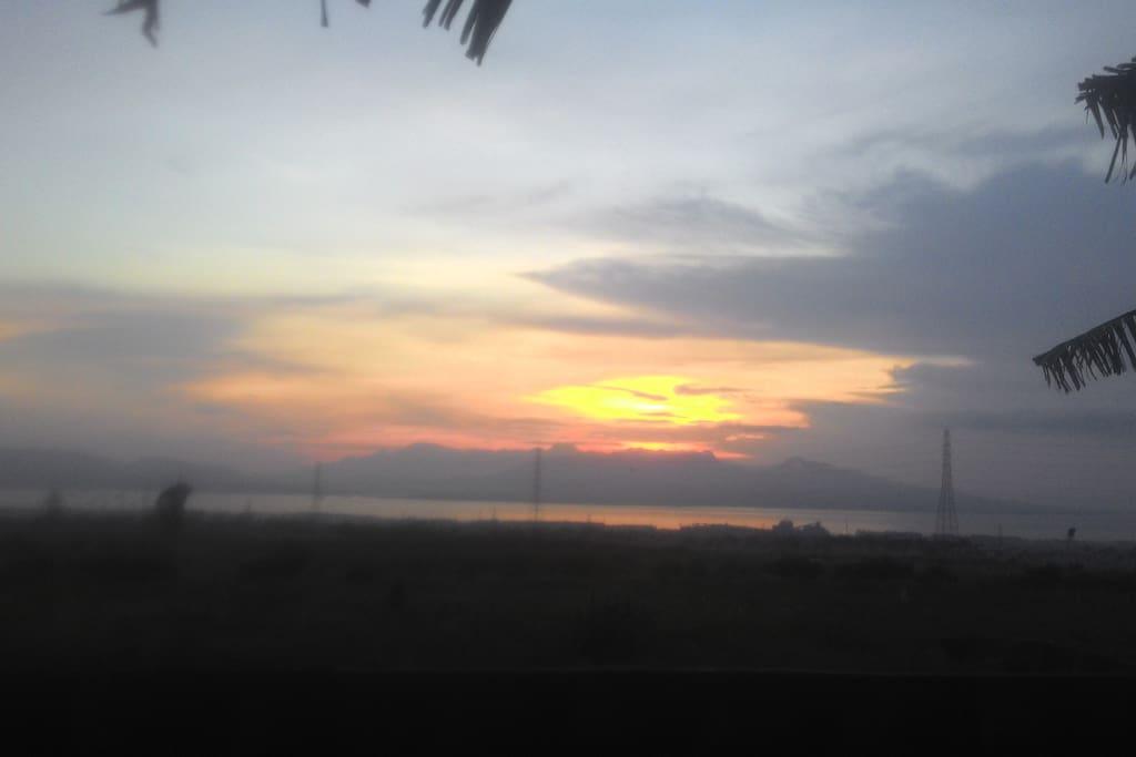 Sunrise Of Java