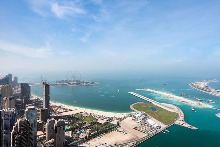 Luxury Princess Tower Penthouse 4bed Stunning View