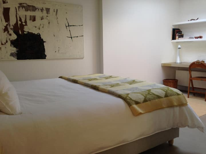 Cosy studio near the historical center of Gent.