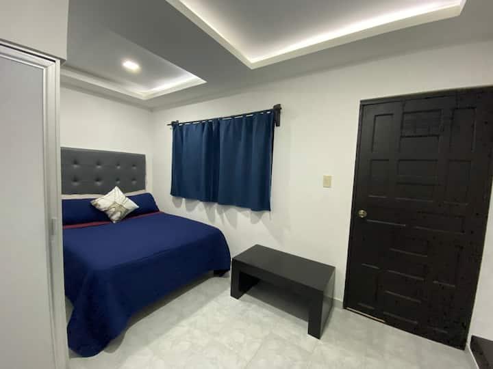 #2 Habitación privada en el Centro de Rioverde
