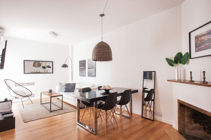 Cozy modern 1 bedroom apart in Recoleta
