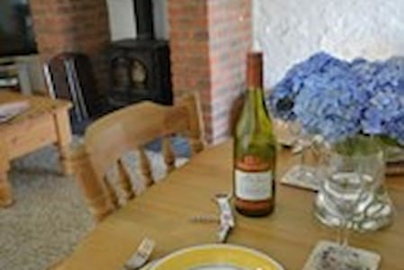 The Old Parlour, West Venn Holiday Cottages, Devon - Ashwater