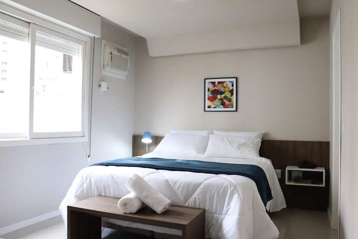 Letto Hotel Royal Porto Alegre Quarto Standard