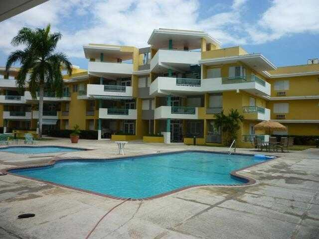 Beachfront Penthouse @ Playa Buye, Cabo Rojo