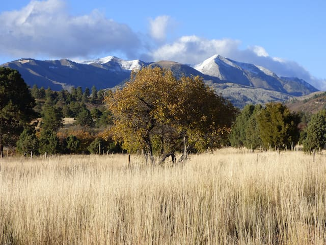 Spend a night on our private ranch in Durango - Hesperus - Ház