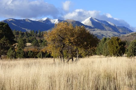 Spend a night on our private ranch in Durango - Hesperus