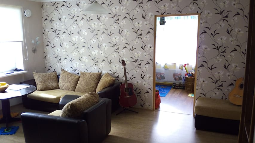 Family and kids friendly apartment for rent - Pärnu - Appartement