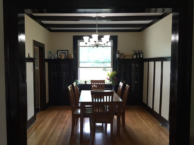 Cozy 1br for short/longterm stays - Pittsburgh - House