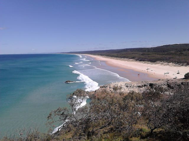 The door-step to North Stradbroke Island - Ormiston - Rekkehus
