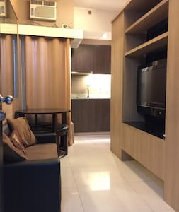 Cute 2 bedroom unit in Mandaluyong City - Mandaluyong