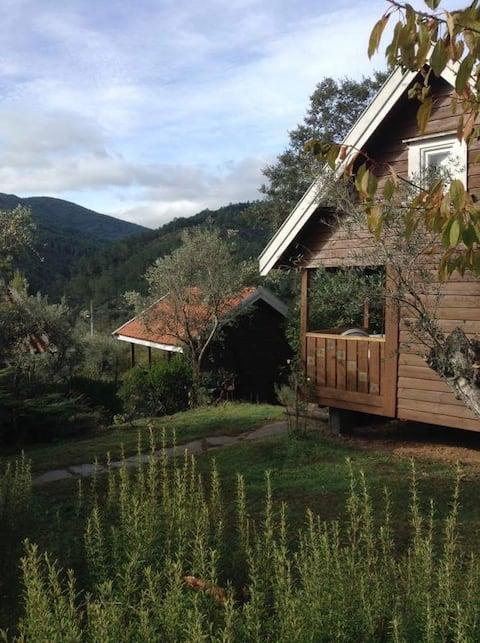 Cozy lodge in west Spain,Las Hurdes, Las Batuecas