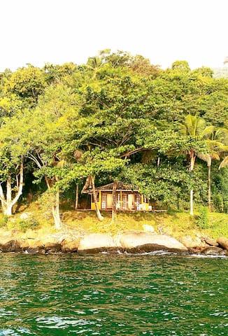 Ilha Grande - Casa da Ilha/chalé 01 - Angra dos Reis- Ilha Grande