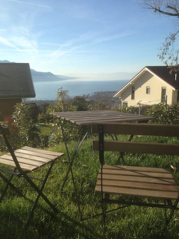 Montreux Room with Vue on the lake - Montreux - Diğer